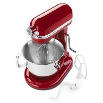 KitchenAid® Professional 6 Qt Mixer   Costco $100 Rebate ($249.99).  Additional $60