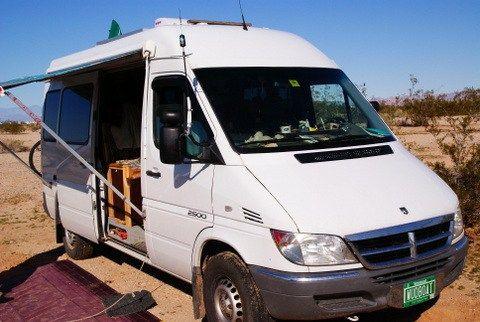 Sprinter 1 Van Conversion From Cheap Rv Living