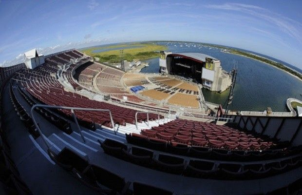 Jones Beach Amphitheater Wantagh Ny Now Nikon At