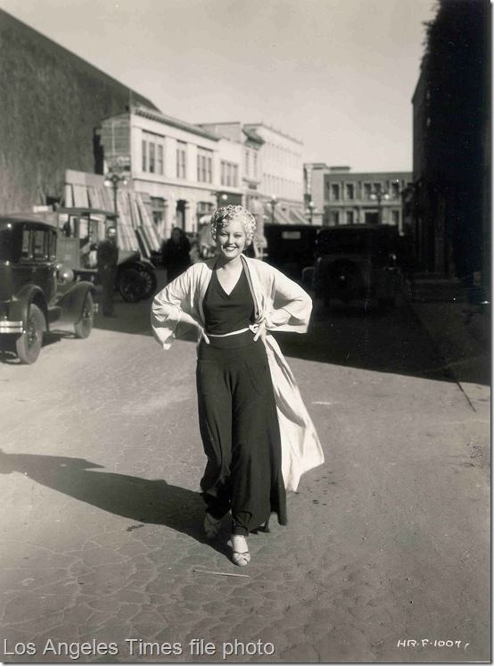thelma todd films