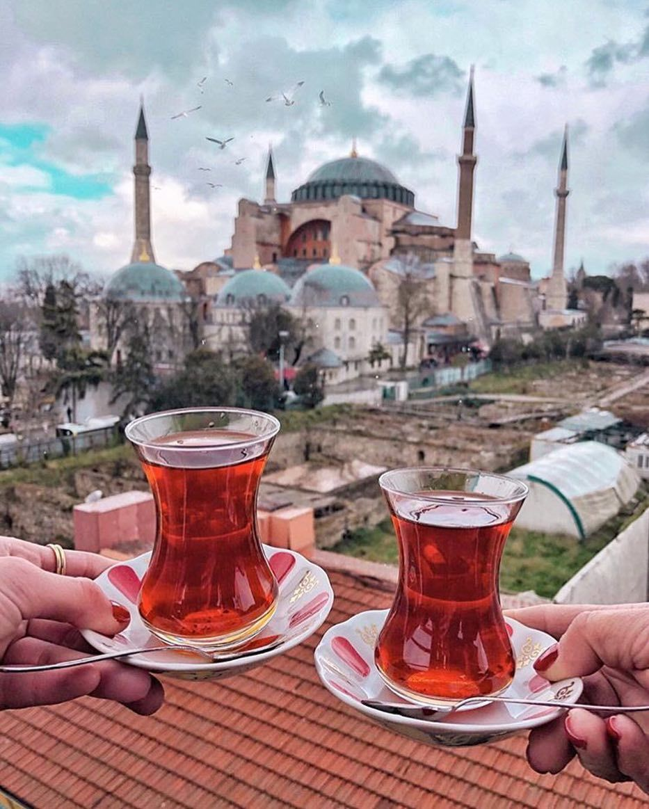 New The 10 Best Recipes With Pictures Turkish Tea And A Lovely View Fashioninmysoul Tag Goldpearlsluxu Turkish Tea Turkey Travel Guide Luxury Hotel