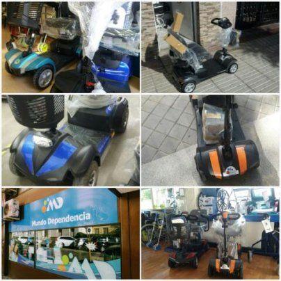 Foto Motos Electricas Para Personas Mayores Y Discapacitados