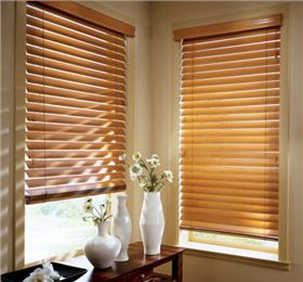 I Love Wood Blinds I Think That They Add A Really Nice Natural Element To A Room I Especially Love The Light Color Of These Blinds
