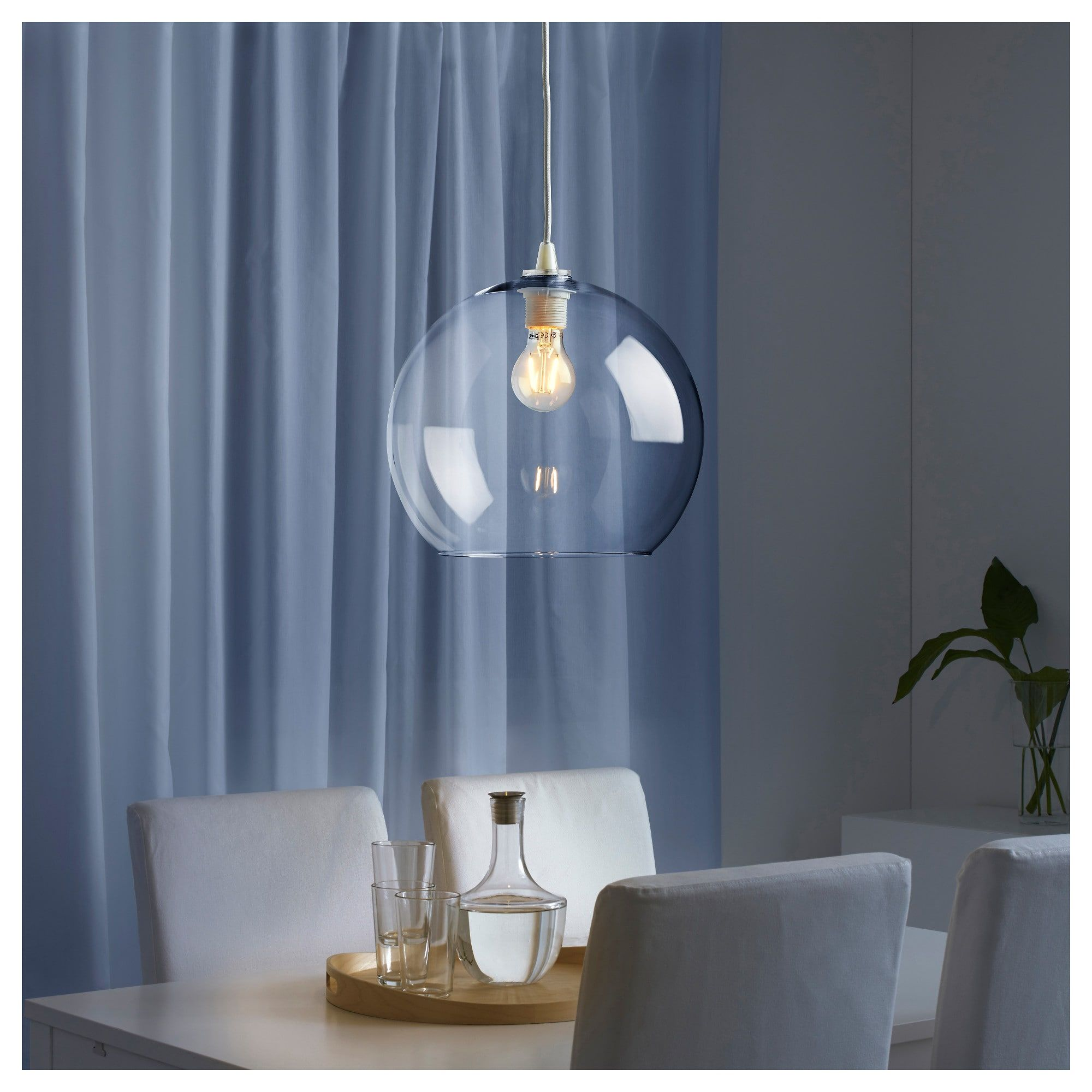 Jakobsbyn Pendant Lamp Shade Clear Glass Products In