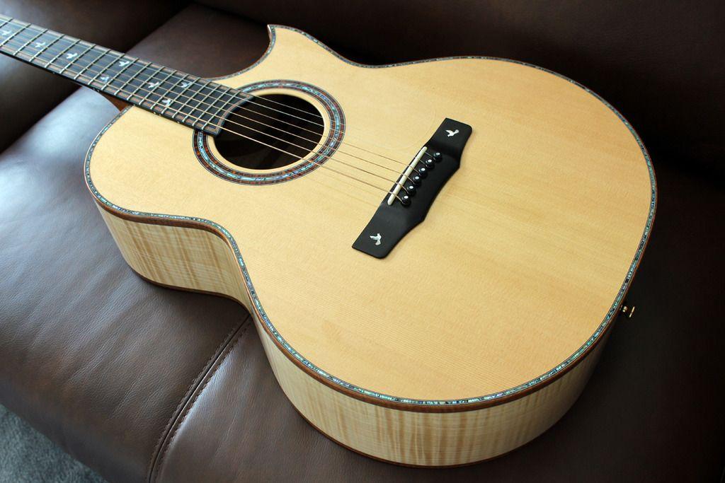 Bernard Godfrey Guitars New Charis Acoustics Arrivals Guitar Acoustic Instrument Cool Guitar