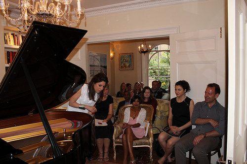 Celine Gaurier-Joubert   London Piano Institute Concerts