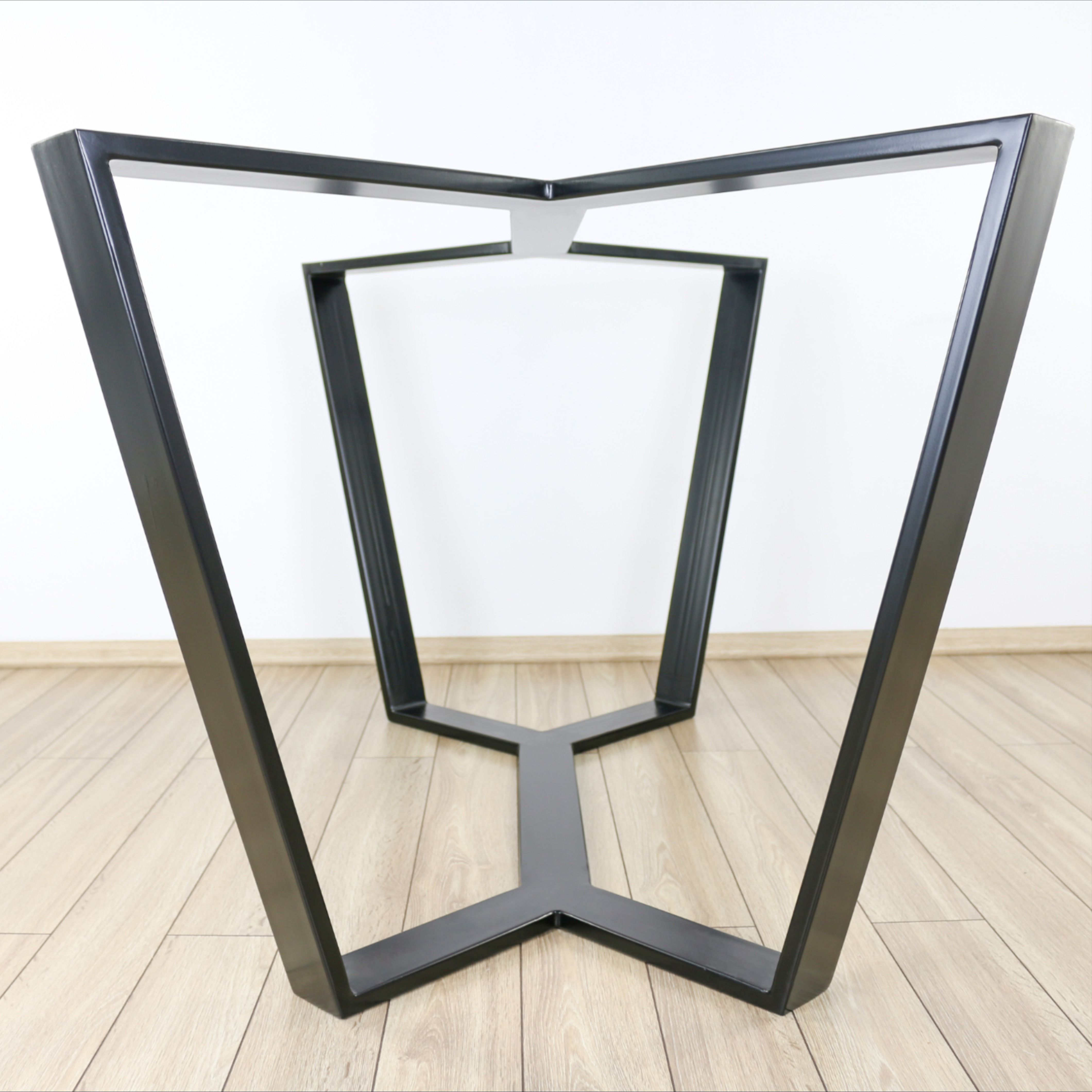 Steel Table Base Dining Table Base Industrial Steel Table Leg Modern Table Base Unique Metal Table Frame For Glass Wood Marble Quartz Steel Table Base Metal Table Base Steel Table