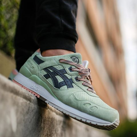 The END. x Asics GEL LYTE III