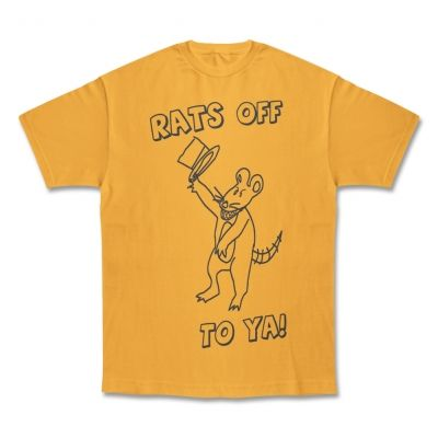 1282c18c Rats Off to Ya Shirt - The Official Tim and Eric Online Store :: powered by  Kings Road Merch
