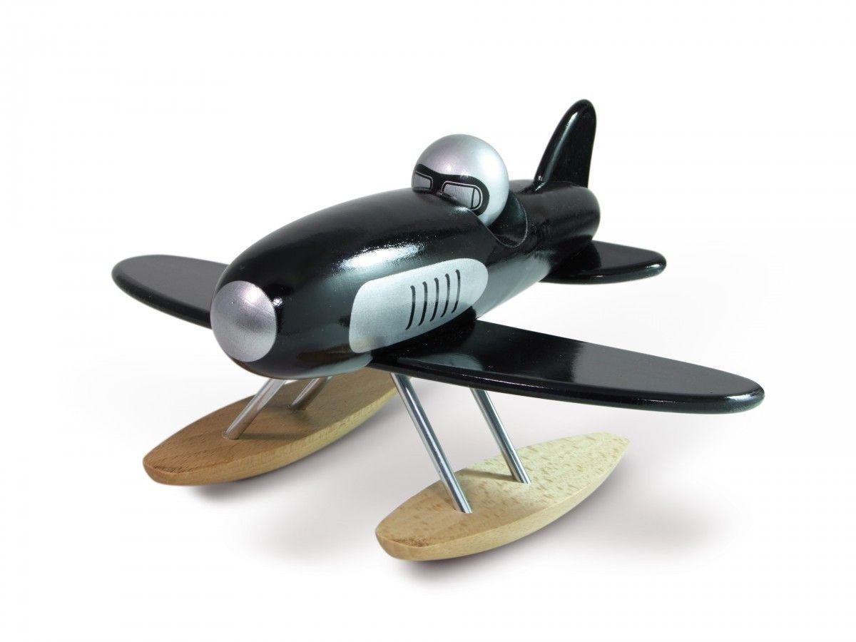 Black Seaplane