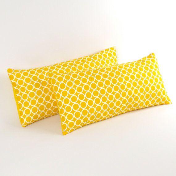 Yellow Pillow $35