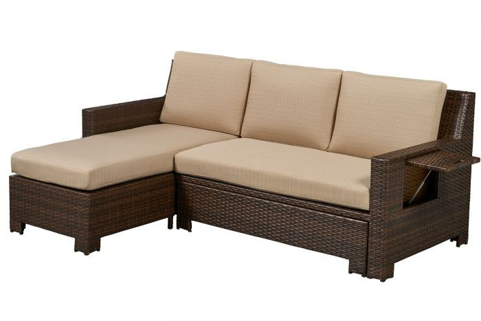 Outdoor Futon Sectional Westshore In 2020 Futon Sectional