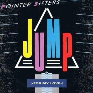 The Pointer Sisters Jump For My Love