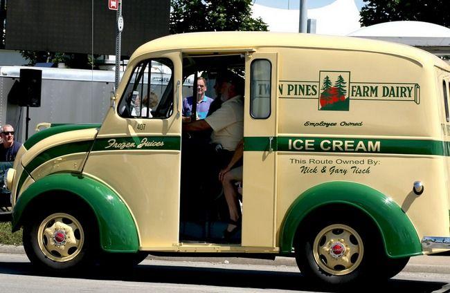 Milk Truck Trucks Vintage Trucks