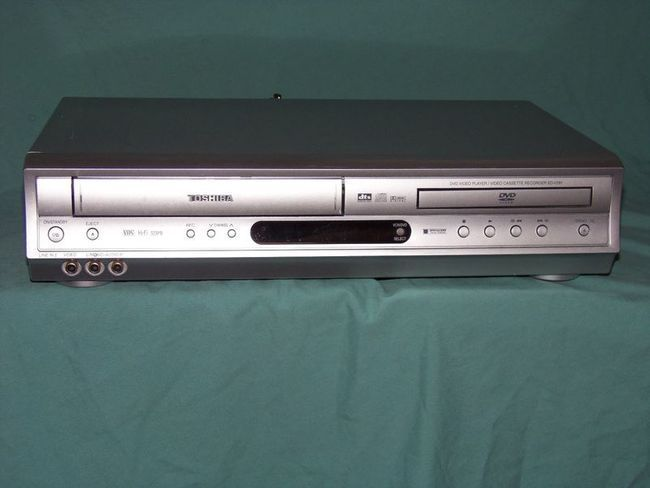 Vcr players toshiba sd v291 dvd vhs vcr combination player w vcr players toshiba sd v291 dvd vhs vcr combination player w sciox Choice Image