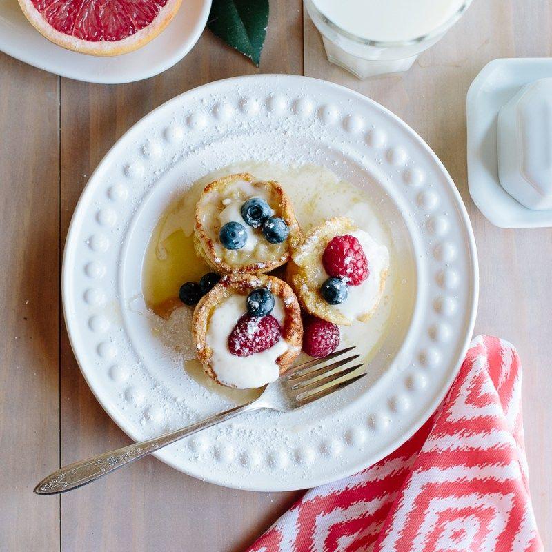 Mini Dutch Babies | Yummy breakfast, Sweet breakfast ...