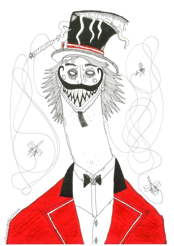 Cirque Du Habaleeno Materialized By Mike V Derderian Via