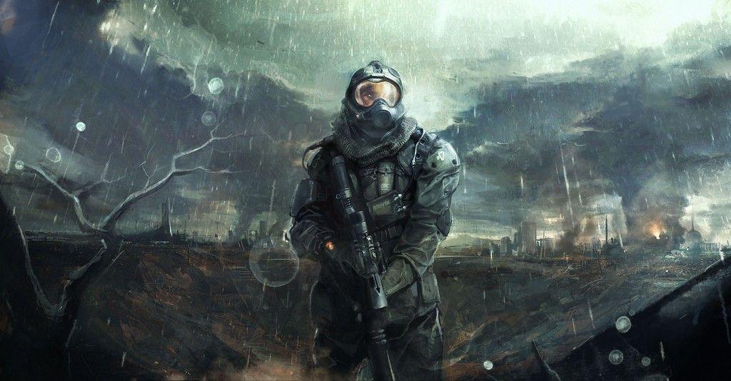 S T A L K E R Shadow Of Chernobyl Apocalypse Armor Post Apocalyptic Apocalyptic