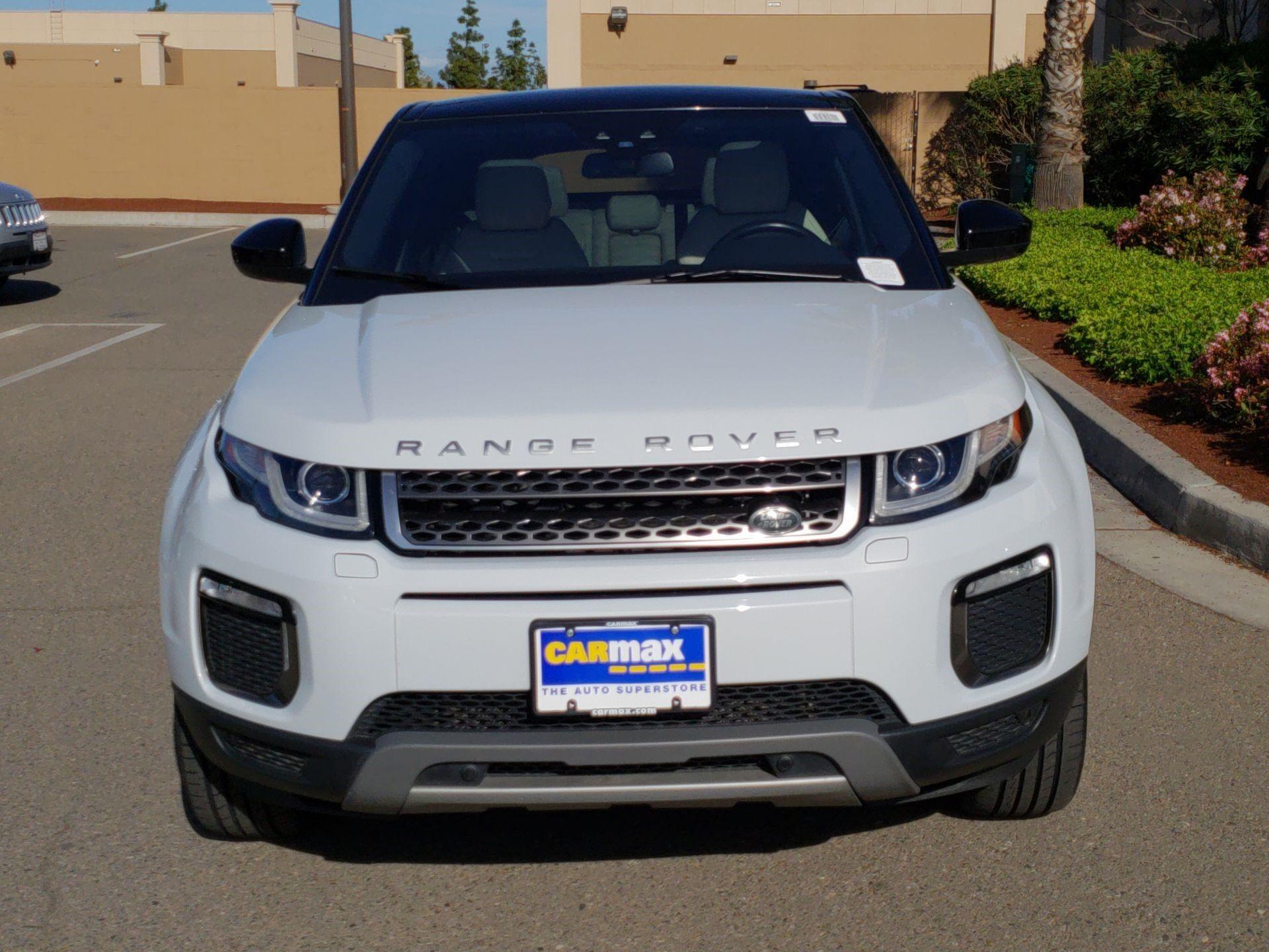 Used 2016 Land Rover Range Rover Evoque In Reno Nevada Carmax