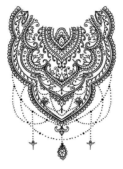 tatouage temporaire dentelle lace temporary tattoo. Black Bedroom Furniture Sets. Home Design Ideas