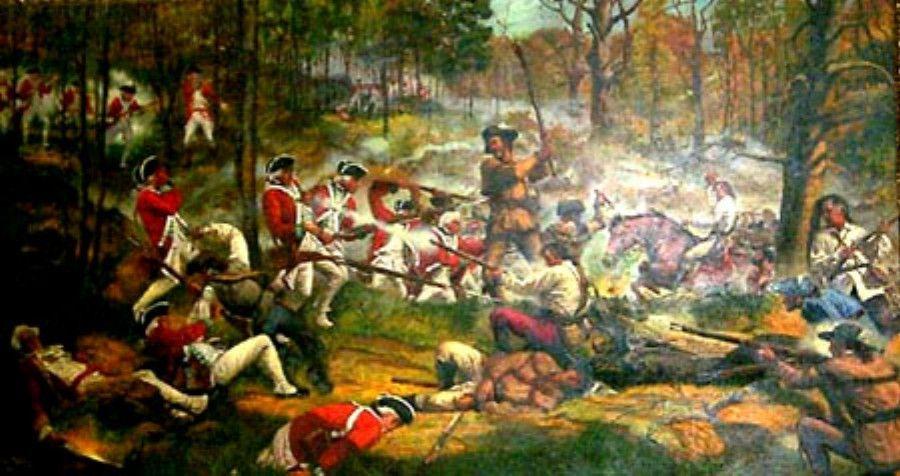 Battle of King's Mountain, NC | Family honor | Pinterest | King ...