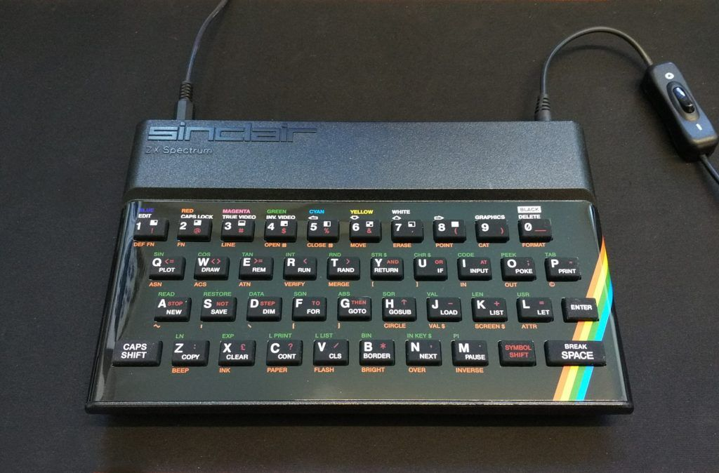 How To Play Sinclair Zx Spectrum Games On Linux Linux Spectrum
