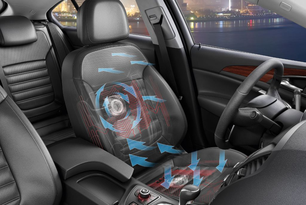 Growth Of Auto Ventilated Seats Market In Future Is Due To Mive Automotive Industry According Research Nester