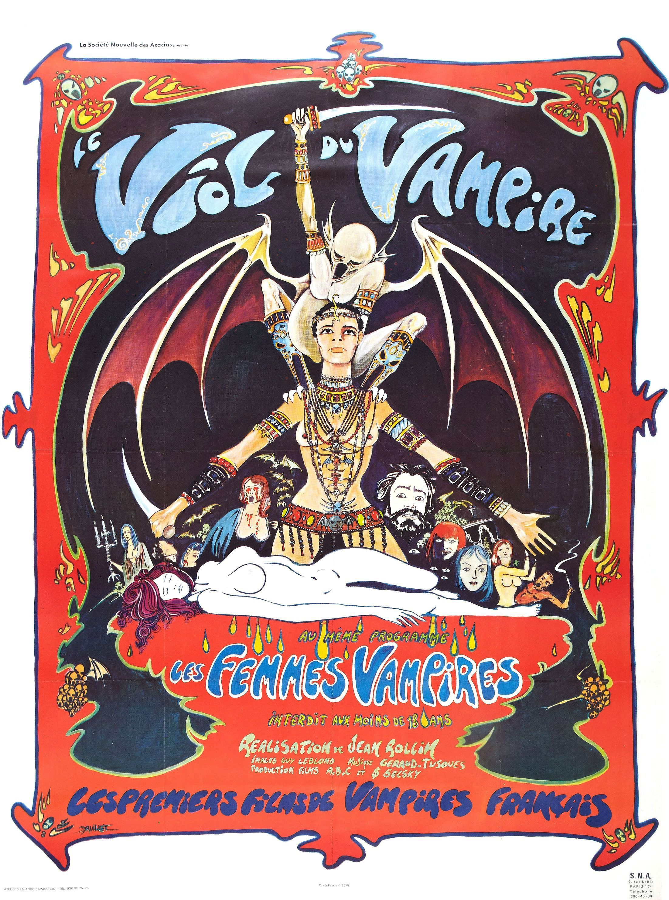 Watch The Rape of the Vampire Full-Movie Streaming