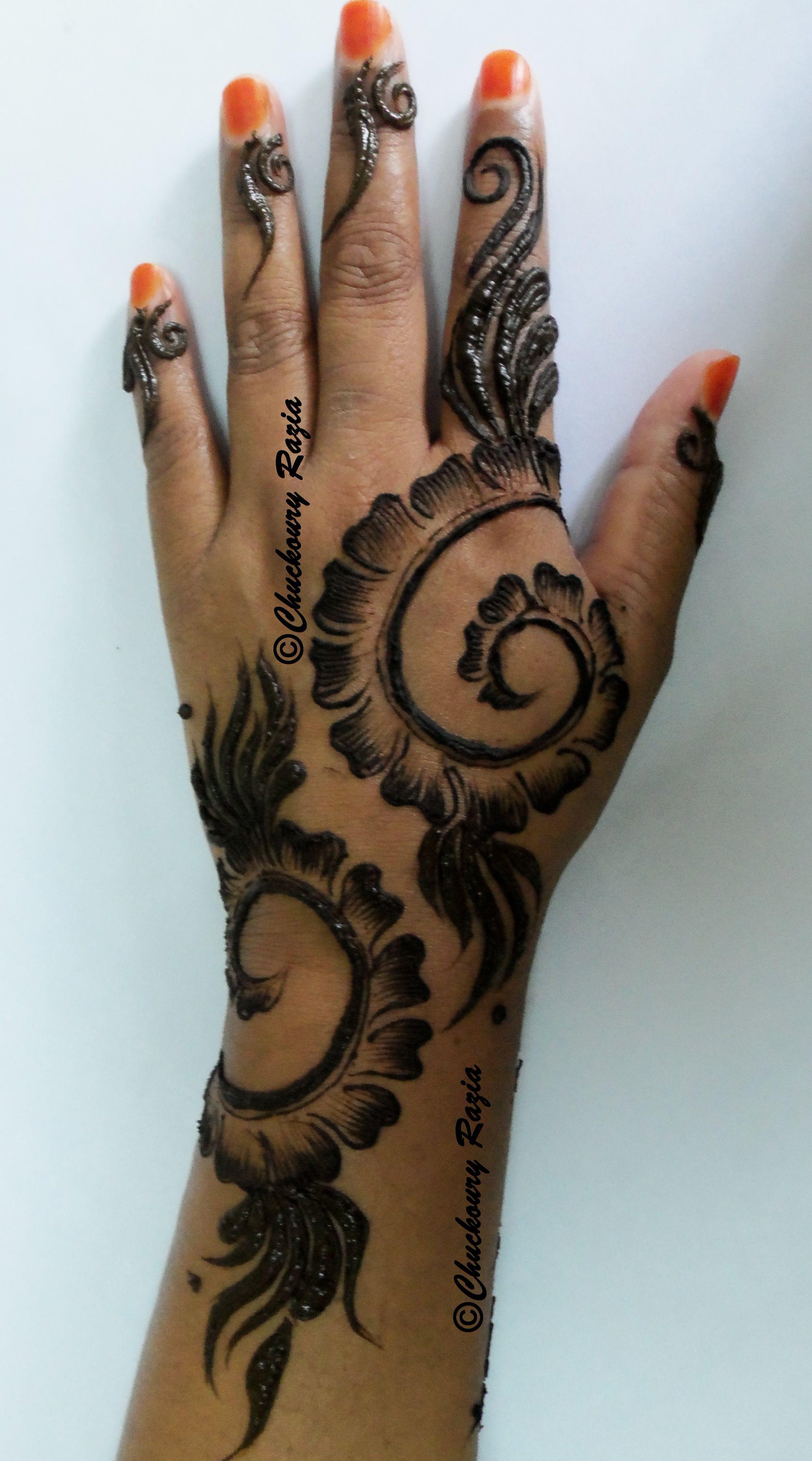 Gulf Style Designs Pinterest Henna Mehndi And Henna Designs
