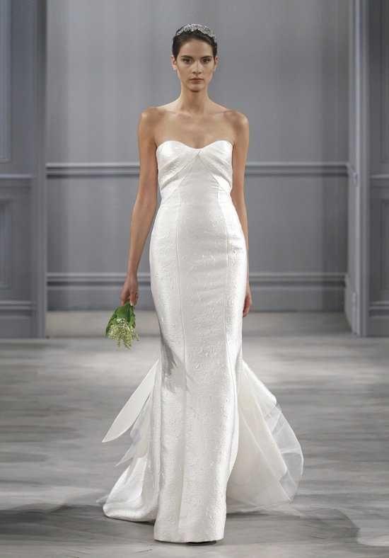 Monique Lhuillier Isla Wedding Dress | wedding | Pinterest | Monique ...