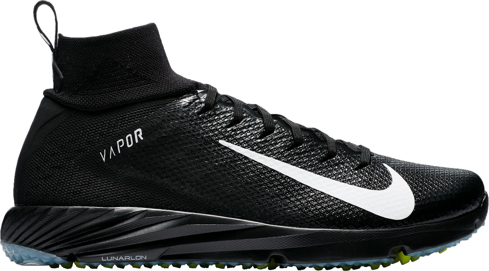 aaecf18111 Nike Men's Vapor Untouchable Speed Turf 2 Football Trainers, Size: 8.5,  Black