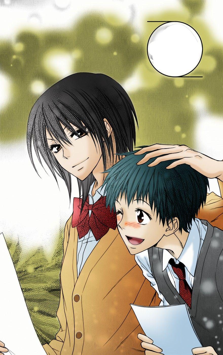 Misaki and Yukimura Maid sama, Kaichō wa maidsama!, Sama
