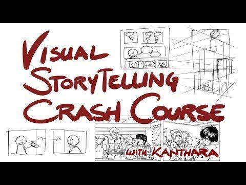 Visual Storytelling Crash Course - YouTube | Layout/Animatic ...