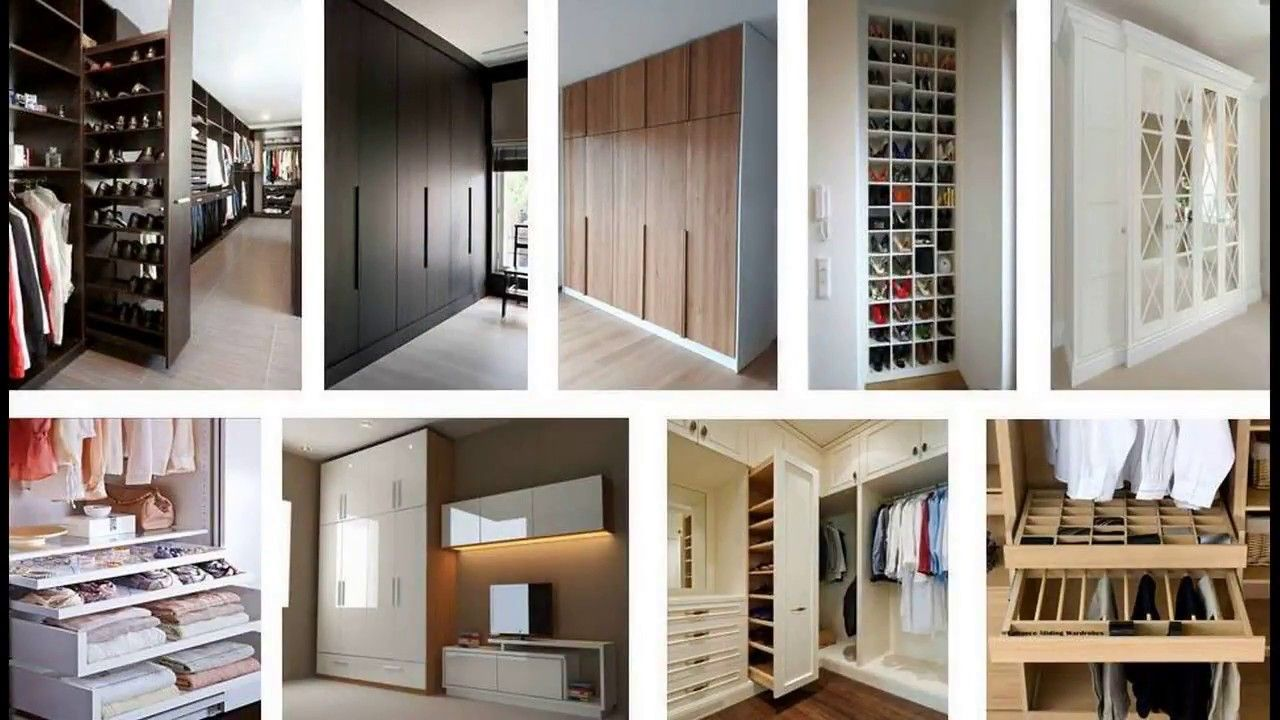 50 Best Small Living Room Design Ideas For 2017: Top 50 Modern Bedroom Cupboard Design