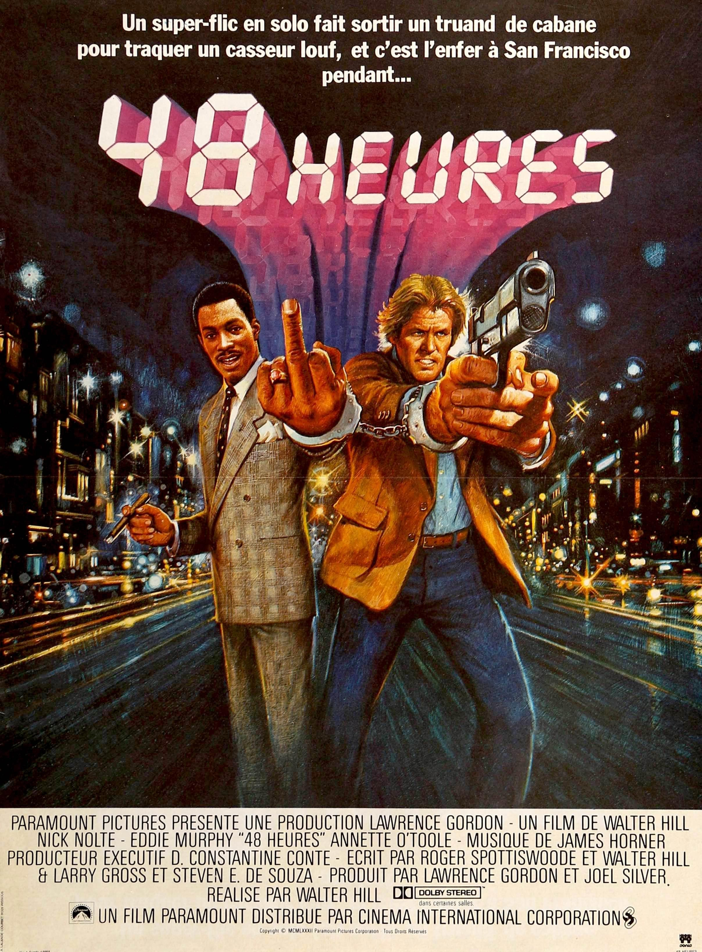 48 hrs 1982 hd wallpaper from movie