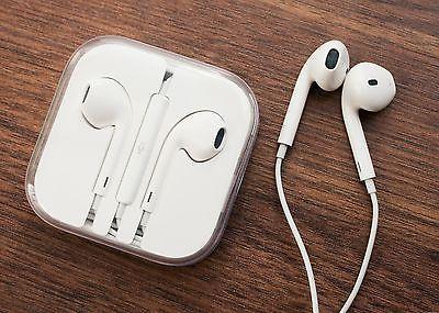 188dba1fd0c683 Apple EarPods Earphones Earbuds Headphones iPhone 4 5 S 6 Plus iPad iPod in…
