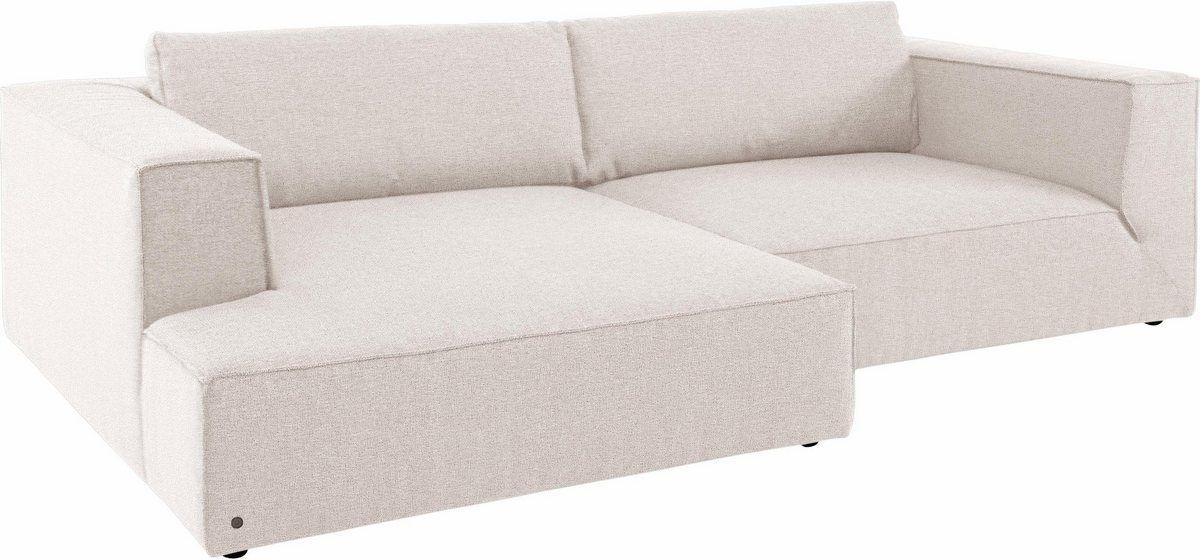 Tom Tailor Ecksofa Big Cube Style Mit Bequemen Stegkissen Extra Grosse Sitztiefe Online Kaufen Ecksofas Ecksofa Wohnzimmer Sofa