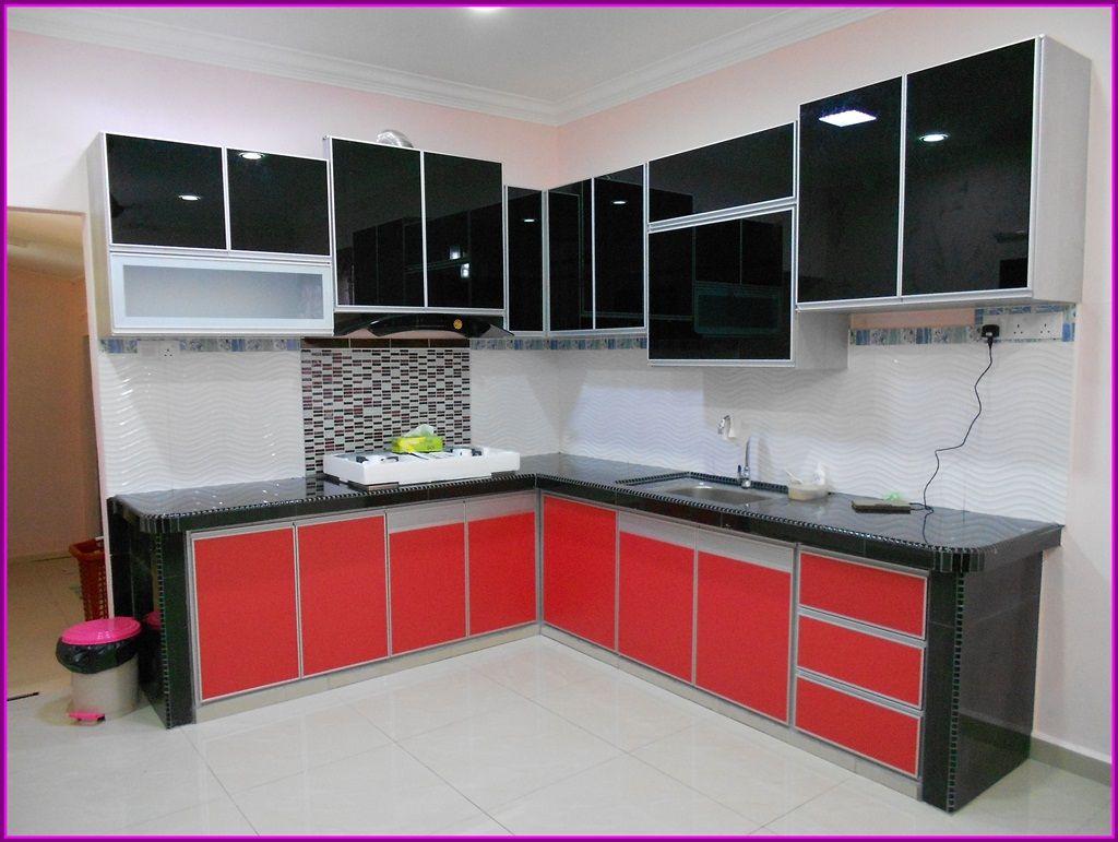 Must See 100 Latest Modular Kitchen Designs Catalogue 2019 Aluminium Kitchen Aluminum Kitchen Cabinets Kitchen Cabinets
