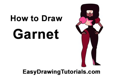 How To Draw Garnet Nerd Stuff Pinterest Steven Universe