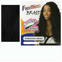 Freetress Barbadian Braid  - Color TP1B/33 - Synthetic Braiding
