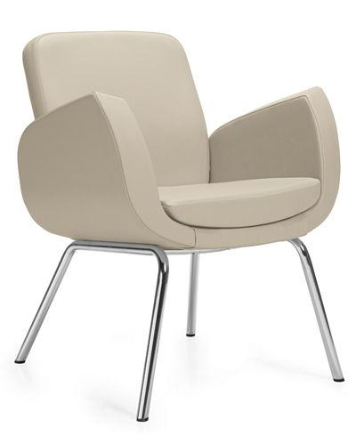 buy online 432b5 9d724 Kate Series Contemporary Lounge and Guest Chair 2813LM by ...