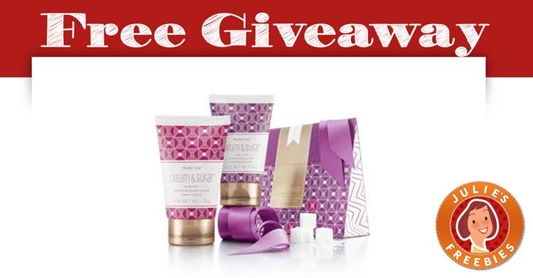 Free Mary Kay Gift Set Giveaway