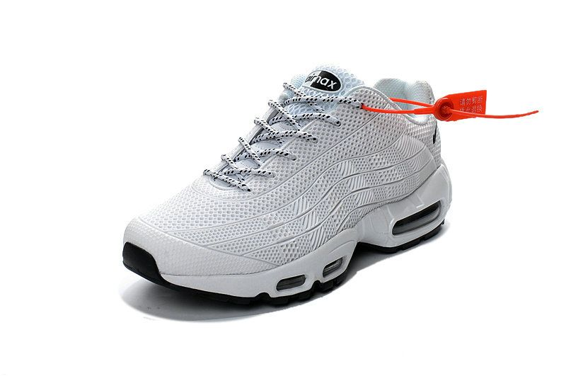 low priced f5371 3b610 Free Shipping Only 69  Nike Air Max 95 ID Kup MENS SHOES all white