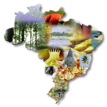Turismo no Brasil Melhores Opções de Viagens