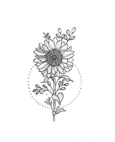 Photo of Drawing flowers bouquet tattoo ideas 43 ideas for 2019