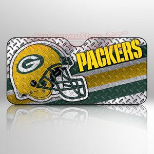 Green Bay Packers Car Front Windshild Sun Shade Nfl