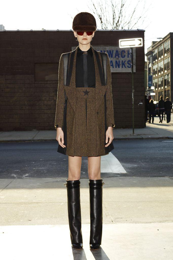 Botas de Givenchy Pre Fall 2012
