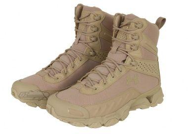 Under Armour Tactical Valsetz Boots ( Desert / Sz 10 )