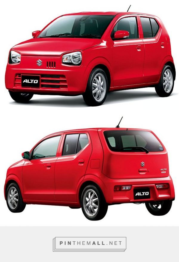 2015 Suzuki Alto When I Drive Pinterest Suzuki Alto Japan