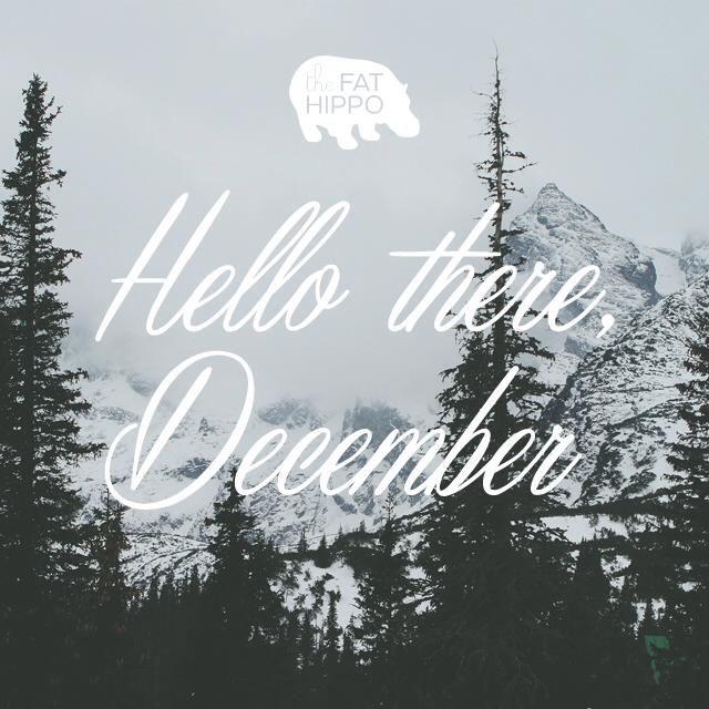 Anyone else wondering how it's December already?!